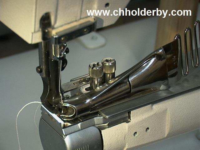 Binders CH Holderby Co Industrial Sewing Machines Awesome Binding Sewing Machine