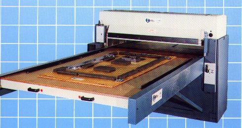 S-680 Full Head Die Cutter & Manual Slide Table