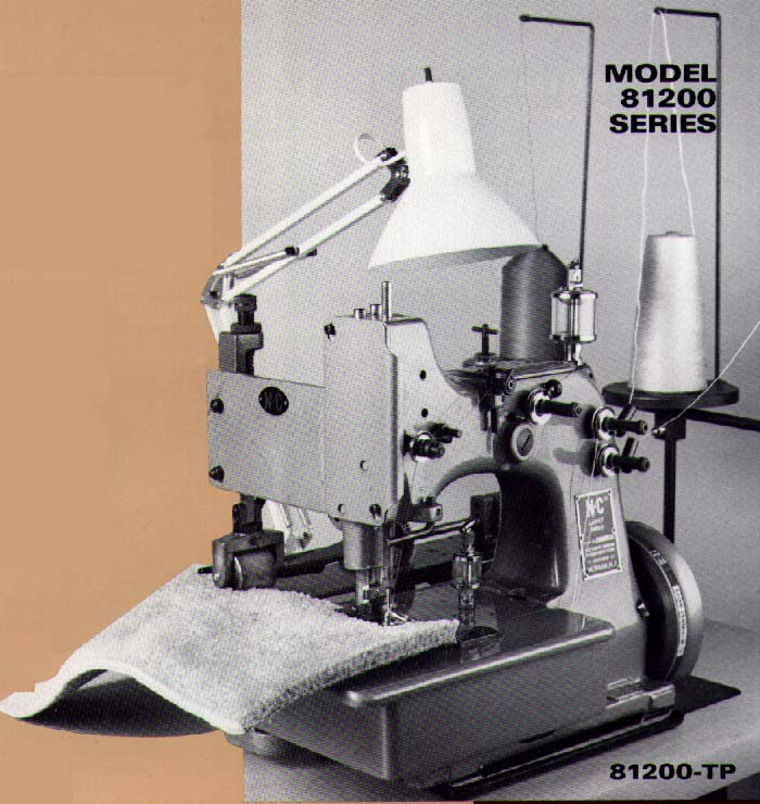 Carpet Sewing » C.H. Holderby Co. Industrial Sewing Machines