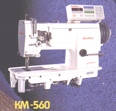 SunStar KM-560-7 Industrial Sewing Machine
