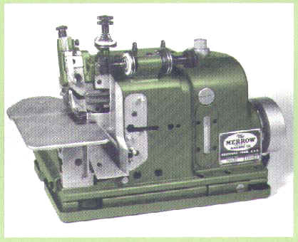 Merrow Industrial Sewing Machines
