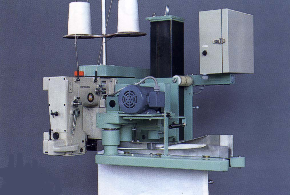 Bag Closing Machines CH Holderby Co Industrial Sewing Machines Adorable Feed Bag Sewing Machine